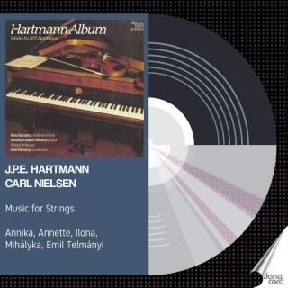 Hartmann & Nielsen: Music for Strings