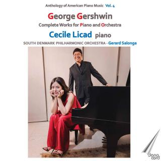 Gershwin, George: Complete Works for Piano and Orchestra