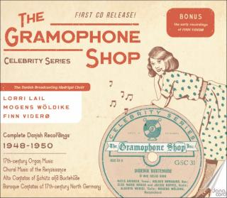 The Gramophone Shop - Celebrity Series - - Lail, Lorrie (contralto) / Viderø, Finn (organ) / Various Artists
