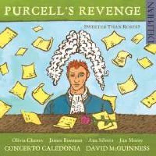 Purcell's Revenge: Sweeter than Roses? - Concerto Caledonia