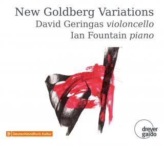 New Goldberg Variations - Geringas, David – cello | Fountain, Ian – piano