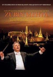 Zubin Mehta Live In Front Of The Grand Palace - Mehta, Zubin