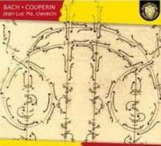 Bach & Couperin: Musikk For Cembalo - Ho, Jean-Luc (cembalo)