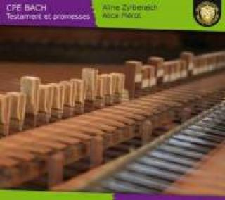 Bach, Carl Philipp Emanuel: Last Words And Promises - Pierot, Alice (fiolin)