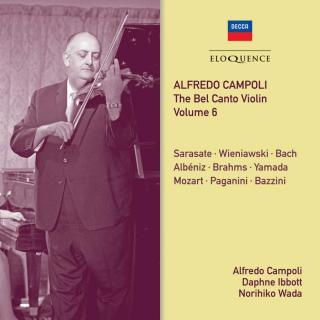 Alfredo Campoli: The Bel Canto Violin Volume 6