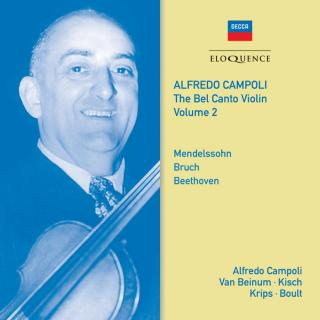 Alfredo Campoli: The Bel Canto Violin Volume 2