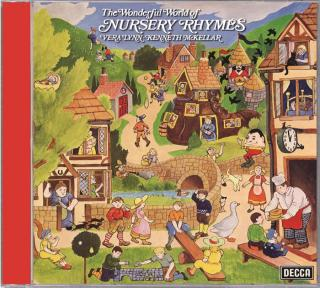 The Wonderful World of Nursery Rhymes - Lynn, Vera | McKellar, Kenneth
