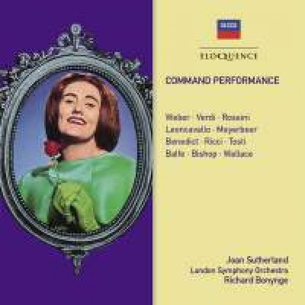 Joan Sutherland: Command Performance <span>-</span> Sutherland, Joan
