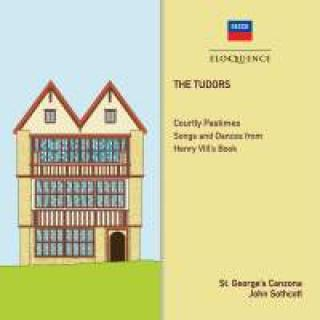 The Tudors - Courtly Pastimes - Songs and dances from 'Henry VIII's Book' - St.George's Canzona