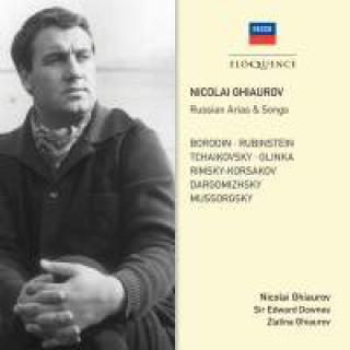 Nicolai Ghiaurov - Russian Songs and Arias - Ghiaurov, Nicolai