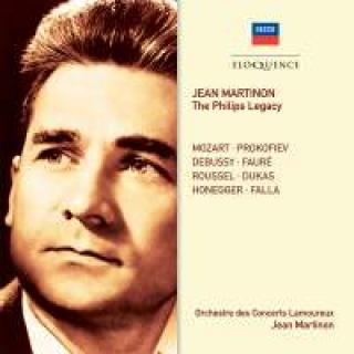 Jean Martinon: The Philips Legacy - The Complete Philips Recordings 1953–1956 - Martinon, Jean