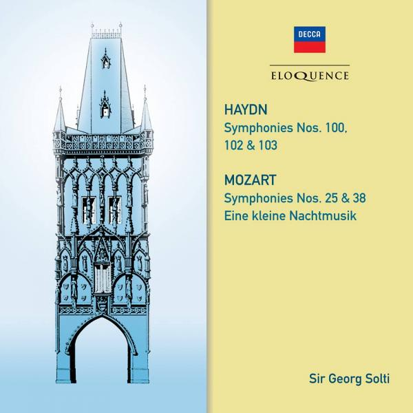 Sir Georg Solti conducts Haydn & Mozart <span>-</span> Solti, Georg