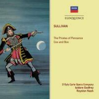 Sullivan, Arthur: The Pirates of Penzance / Cox and Box - D'Oyly Carte Opera Company