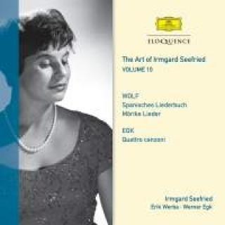 Irmgard Seefried Volume 10: Wolf, Egk