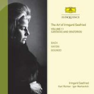 Irmgard Seefried Volume 11: Sacred works (Bach, Haydn, Gounod) - Seefried, Irmgard