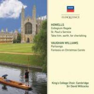 Howells & Vaughan Williams: Korverk - Willcocks, David