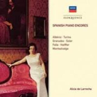 Spanish Piano Encores - Larrocha, Alicia de