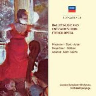 Ballet Music and Entr'actes from French Opera - Bonynge, Richard