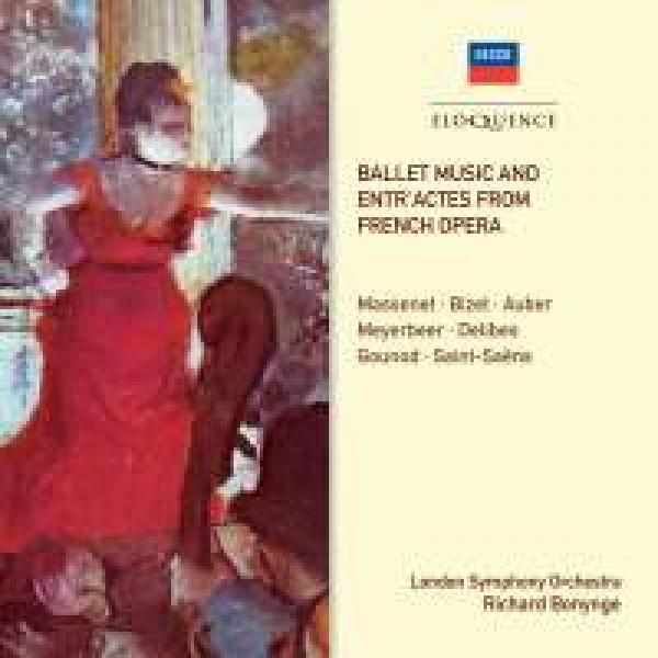 Ballet Music and Entr'actes from French Opera <span>-</span> Bonynge, Richard