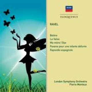 Ravel, Maurice: Orchestral Works - Monteux, Pierre