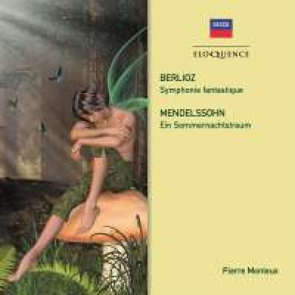 Mendelssohn, Felix: A Midsummer Night's Dream