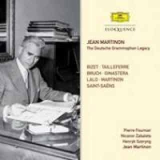Jean Martinon: The Deutsche Grammophon Legacy - Martinon, Jean
