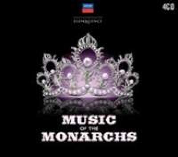Music of the Monarchs <span>-</span> Diverse utøvere