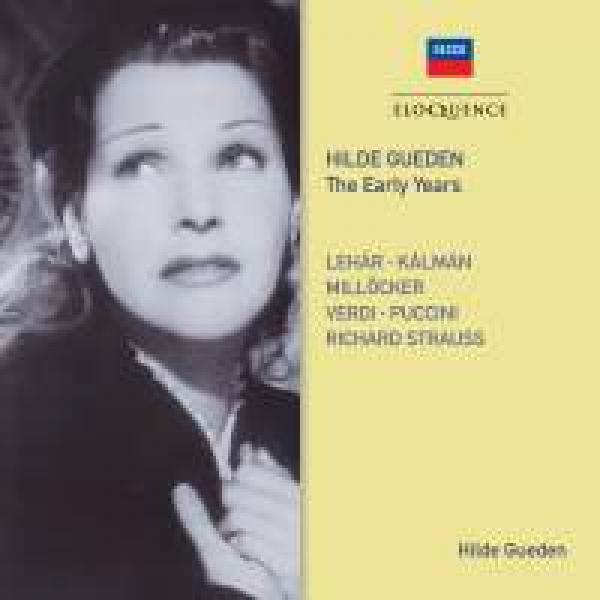 Hilde Gueden: The Early Years <span>-</span> Gueden, Hilde