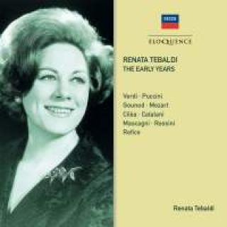 Tebaldi, Renata: The Early Years - Tebaldi, Renata