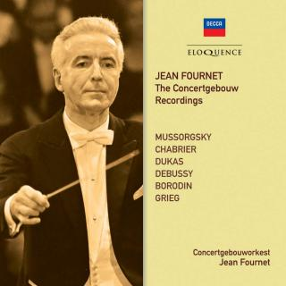 Jean Fournet – The Concertgebouw Recordings - Concertgebouworkest | Fournet, Jean