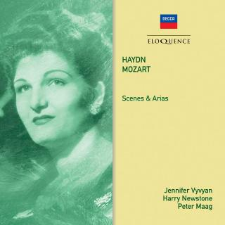 Haydn and Mozart: Scenes & Arias