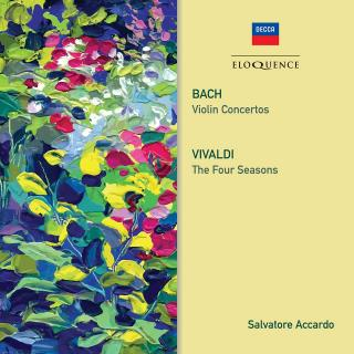 Bach, Johann Sebastian: Violin Concertos & Vivaldi, Antonio: The Four Seasons - Accardo, Salvatore