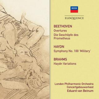 Beethoven, Haydn & Brahms: Orchestral Works - London Philharmonic Orchestra | *Royal Concertgebouw Orchestra | Beinum, Eduard van