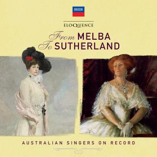 From Melba to Sutherland - Diverse utøvere