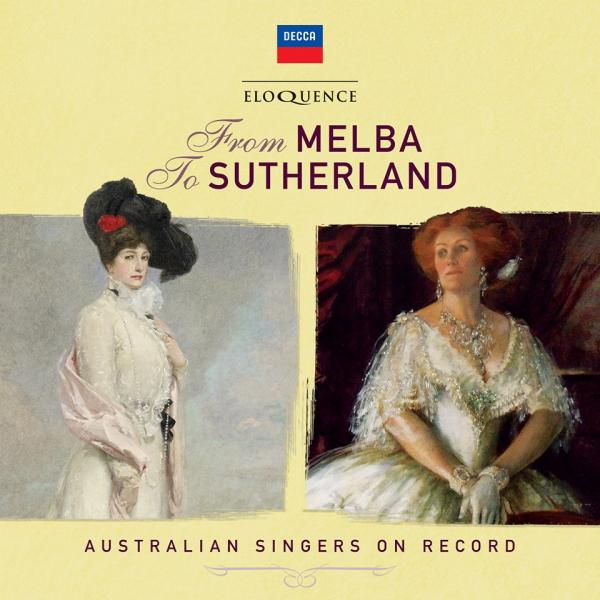From Melba to Sutherland <span>-</span> Diverse utøvere