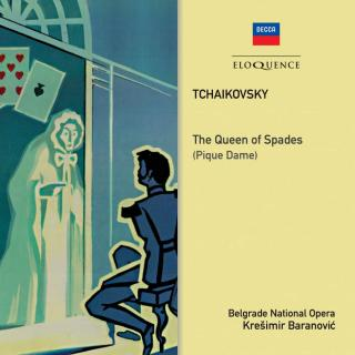 Tchaikovsky, Pjotr: The Queen of Spades (Pikovaya Dama) - Opera - National Opera, Belgrade