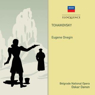 Tchaikovsky, Pjotr: Eugene Onegin - Opera - Chorus and Orchestra of the National Theatre, Belgrade