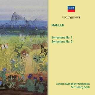 Mahler, Gustav: Symphonies No. 1 in D major & No. 3 in d minor - Solti, Sir Georg