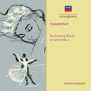 Tchaikovsky, Pjotr: The Sleeping Beauty; Symphony No. 4 - Fistoulari, Anatole