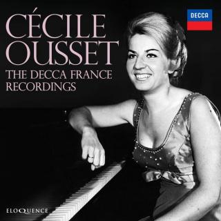 Cecile Ousset - The Decca France Recordings - Ousset, Cecile