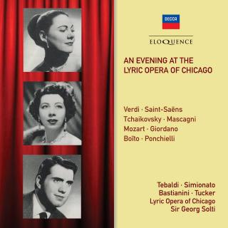 An Evening at the Lyric Opera of Chicago - Solti, Sir Georg