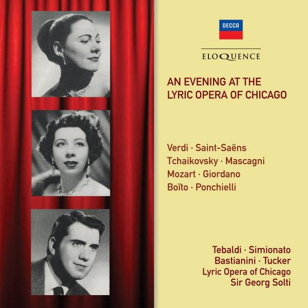 An Evening at the Lyric Opera of Chicago <span>-</span> Solti, Sir Georg