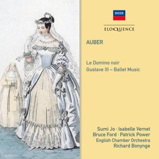 Auber, Daniel-Francois-Esprit: Le Domino noir; Gustave III – Ballet - London Voices & English Chamber Orchestra | Bonynge, Richard