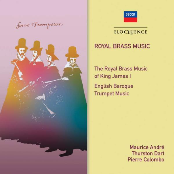 Royal Brass Music <span>-</span> Andre, Maurice (trumpet) / Dart, Thurston / Colombo, Pierre