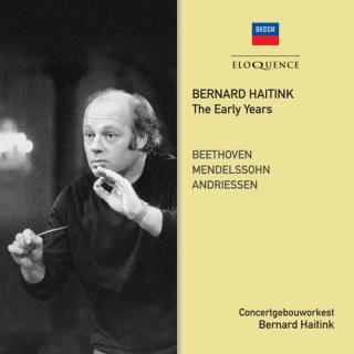 Bernard Haitink - The Early Years - Haitink, Bernard