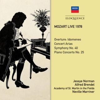 Mozart Live 1978 - Academy of St Martin in the Fields | Marriner, Sir Neville