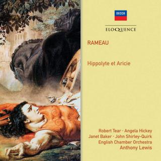 Rameau, Jean-Philippe: Hippolyte et Aricie - Lewis, Anthony / English Chamber Orchestra