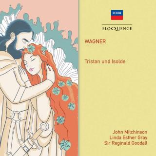 Wagner, Richard: Tristan und Isolde - Goodall, Reginald / Welsh National Opera Orchestra & Chorus