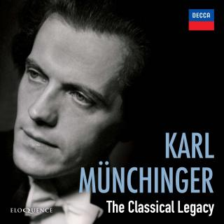 Karl Munchinger - The Classical Legacy - Munchinger, Karl