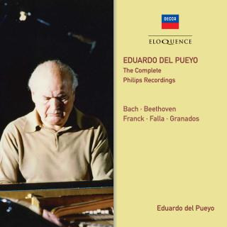 Eduardo del Pueyo – The Complete Philips Recordings - Pueyo, Eduardo del